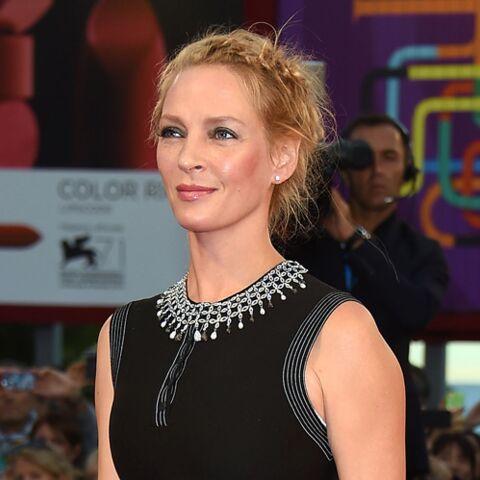 Uma Thurman, Charlotte Gainsbourg, Julie Gayet… Les plus belles robes de la Mostra de Venise