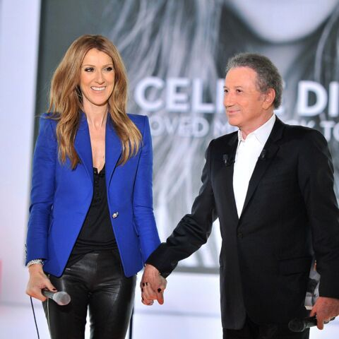 """Michel Drucker: """"Quand Céline chante, René ne souffre plus"""""""