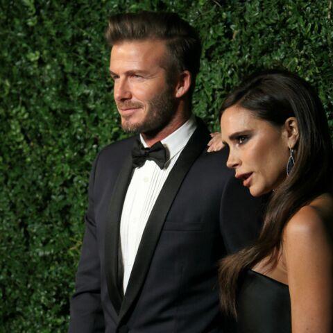 Victoria Beckham: soûle pour sa première rencontre avec David