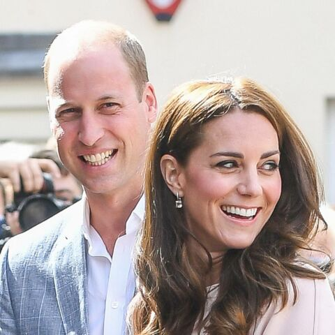 Kate et William oeillades et complicité en Cornouailles