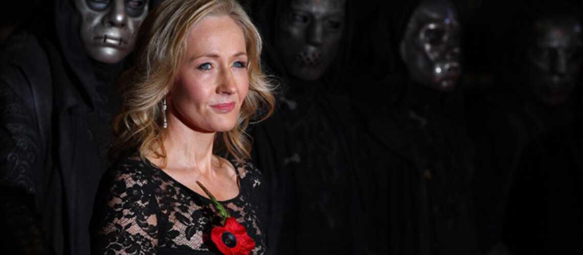 J.K. Rowling méfiante
