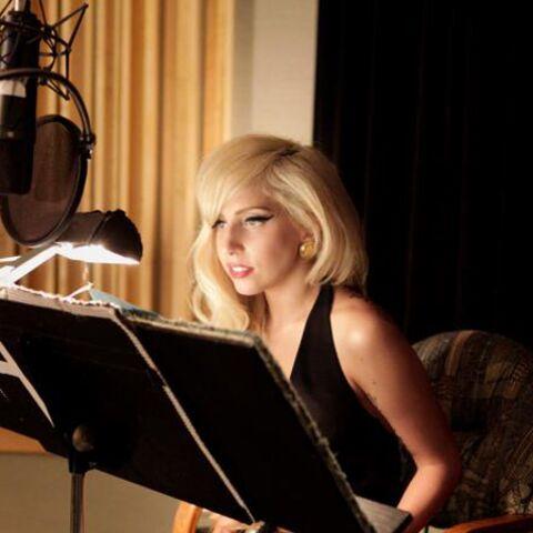 Lady Gaga, hôte de marque de la famille Simpson