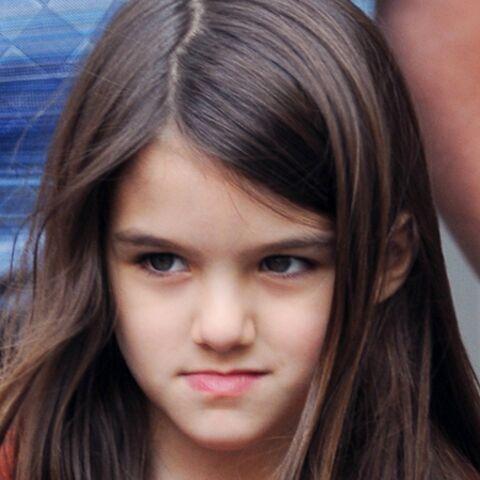 Suri Cruise, 9 ans, peut vous virer quand elle veut