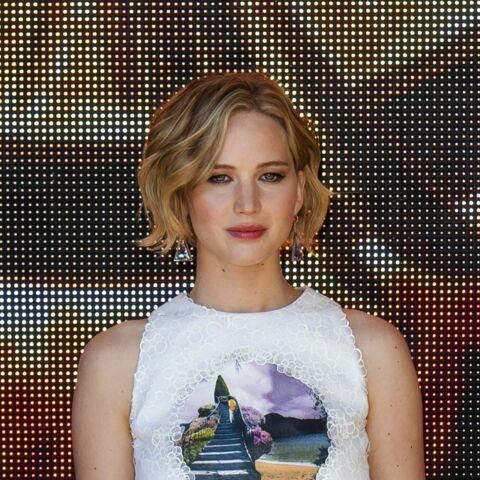 Jennifer Lawrence est un cœur à prendre