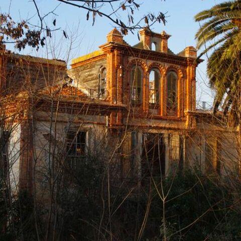 L'immense villa de Trotsky est à vendre