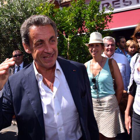 Nicolas Sarkozy:  la Corse tranquille