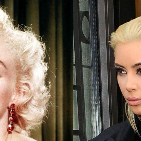 Blondes platine, de Marylin Monroe à Kim Kardashian