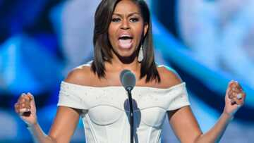 Michelle Obama s'offre le styliste de Lady Gaga