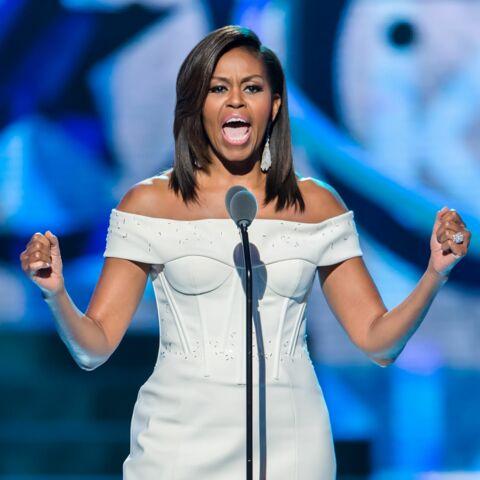 Michelle Obama s'offre le styliste de Lady Gaga