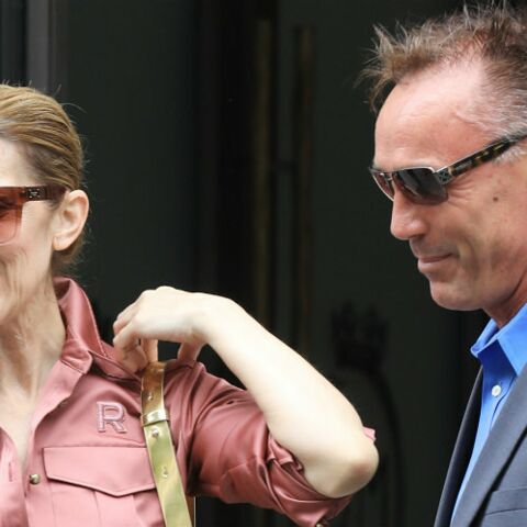 PHOTOS – Olivier, l'homme de confiance de Céline Dion, a la cote auprès des fans