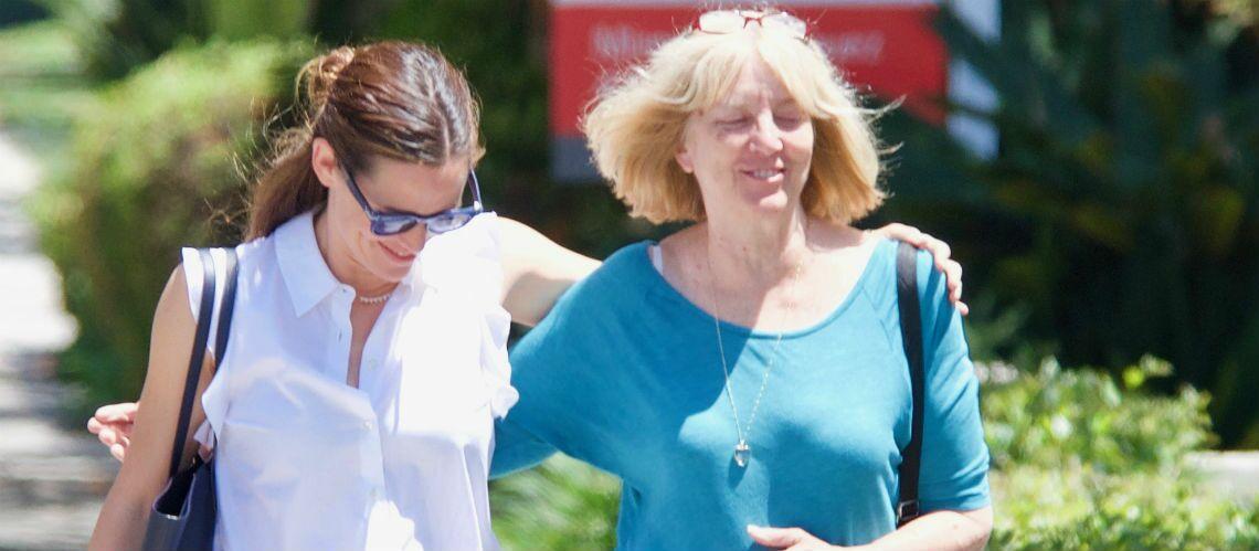 Jennifer Garner séparée de Ben Affleck, elle a gardé sa belle-mère