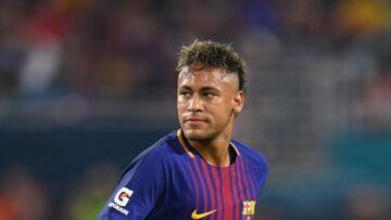 PHOTO – Neymar dans le même hôtel que Céline Dion: Le Royal Monceau palace des stars