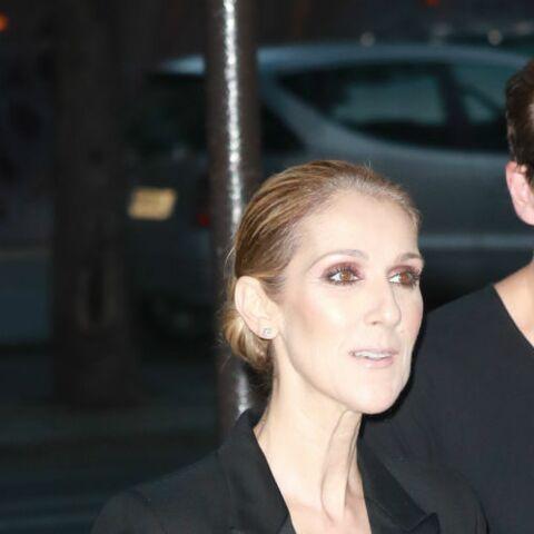 PHOTOS – Céline Dion: elle ose la mini-robe avec les cuissardes et dévoile ses jambes fuselées