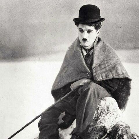 Charlie Chaplin, chapeau l'artiste!
