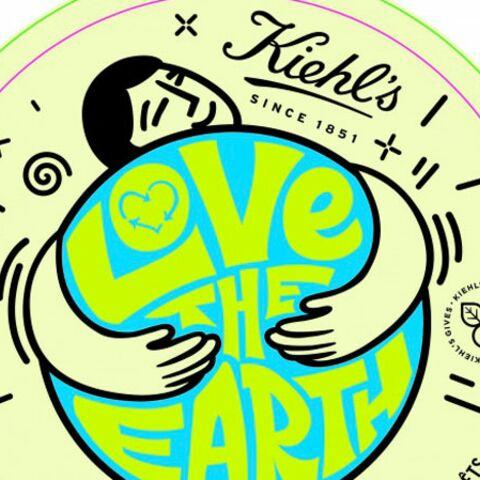 Kiehl's s'engage pour la Terre