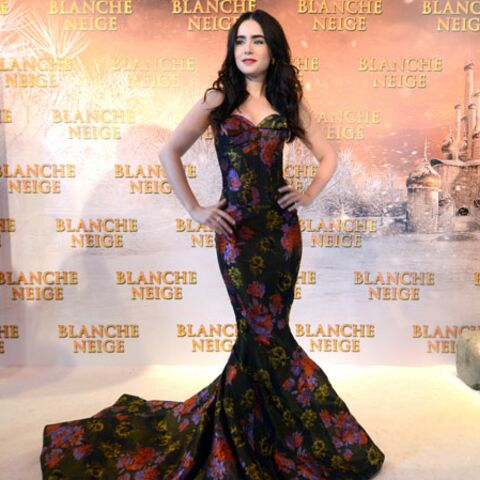 T'as le look… Lily Collins!