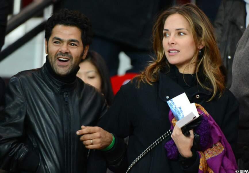 Jamel Debbouze et sa femme Mélissa Theuriau