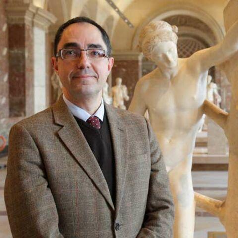 Louvre: Jean-Luc Martinez en haut de la pyramide
