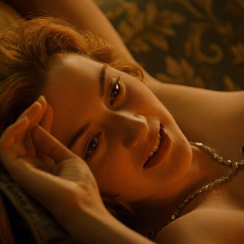 Kate Winslet «hantée» par sa scène nue dans Titanic