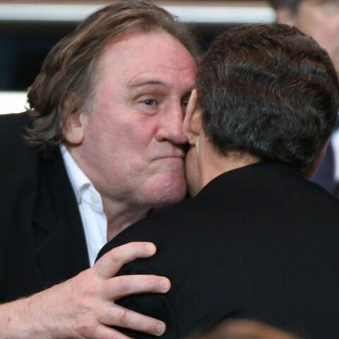 Gérard Depardieu, Nicolas Sarkozy, Jamel, ont vibré pour PSG-Chelsea