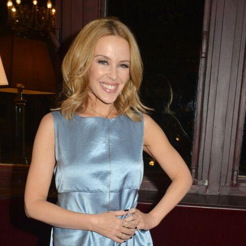 Kylie Minogue lutte toujours contre le cancer
