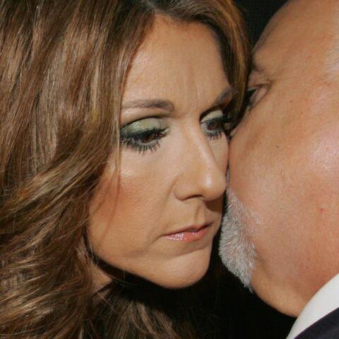 Céline Dion: «J'ai peur de perdre René»