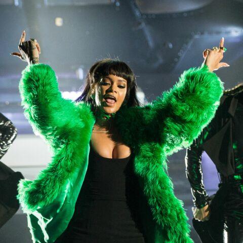 Rihanna encore accusée de plagiat