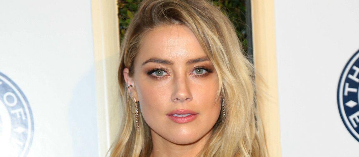 Amber Heard porte plainte après des scènes pornographiques tournées sans son consentement