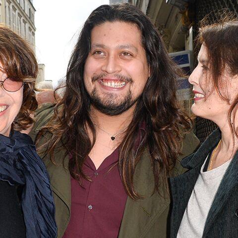 PHOTOS – Jane Birkin et Bambou, les deux anciennes compagnes de Serge Gainsbourg réunies au côté de Lulu