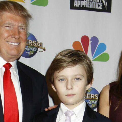 Barron Trump, un ado comme les autres? Il veut organiser des fêtes à la Maison Blanche