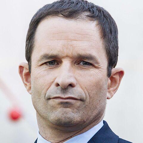 S'il est élu, Benoît Hamon pense que sa compagne Gabrielle Guallar devrait «arrêter de travailler»