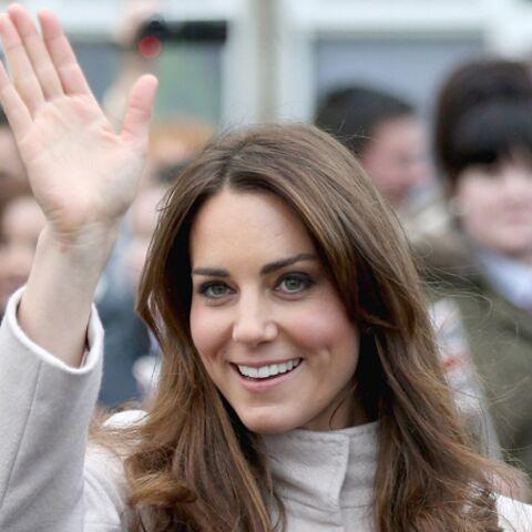 Kate Middleton, enceinte, fête ses 31 ans