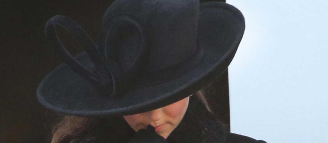Kate Middleton, ce mal qui gâche son début de grossesse