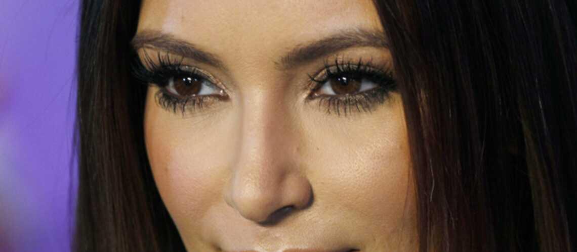 Kim Kardashian: chassez le naturel…
