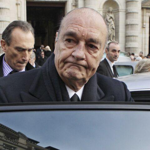 Jacques Chirac «grogne donc ça veut dire qu'il va probablement bien!»
