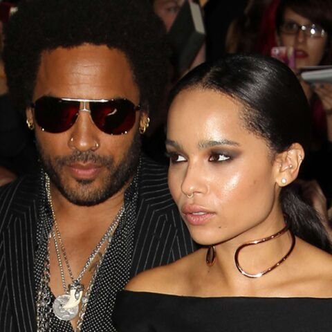 Lenny Kravitz: «Ma fille m'épate»