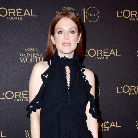 Julianne Moore, ange fatal pour L'Oréal Paris