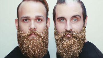 The Gay Beards: focus sur la barbe à paillettes