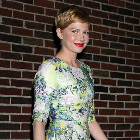 T'as le look…Michelle Williams!