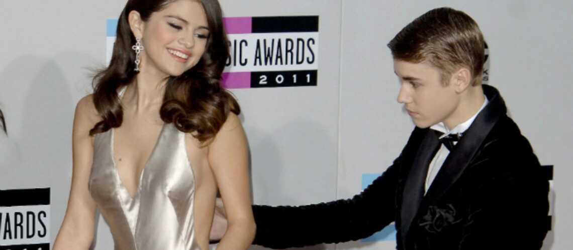 Selena Gomez met Justin Bieber dans tous ses états