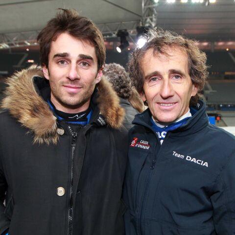 Alain Prost: une famille en pôle position