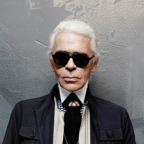 Karl Lagerfeld: «Je voulais faire adulte»