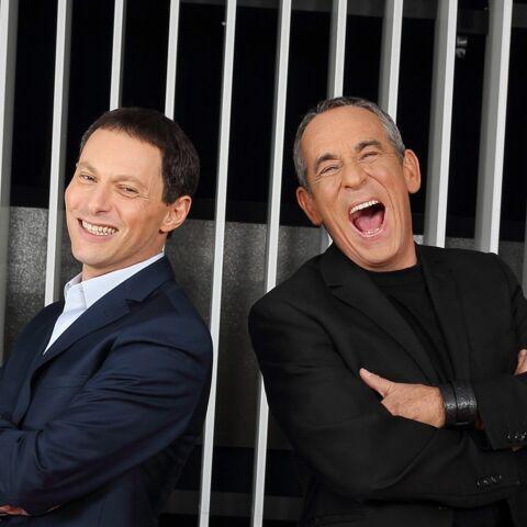 Marc-Olivier Fogiel et Thierry Ardisson n'en finissent plus d'enterrer la hache de guerre