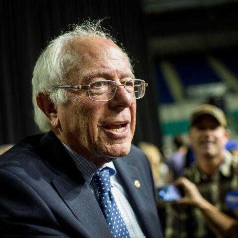 """Bernie Sanders, le """"papy"""" des États-Unis qui voulait la Maison-Blanche"""