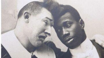 Le clown Chocolat, premier artiste noir de la scène française