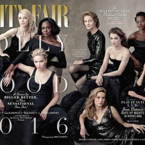 Jennifer Lawrence, Cate Blanchett, stars en noires pour les Oscars