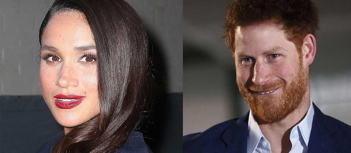 PHOTOS – Le prince Harry et Meghan Markle main dans la main dans les rues de Londres