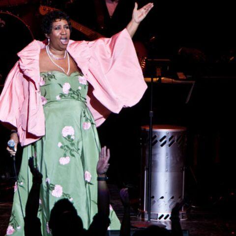 Aretha Franklin, mariée dans l'année