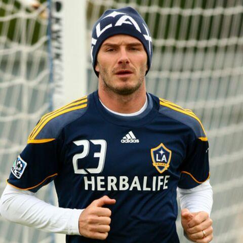 David Beckham s'éloigne de Paris