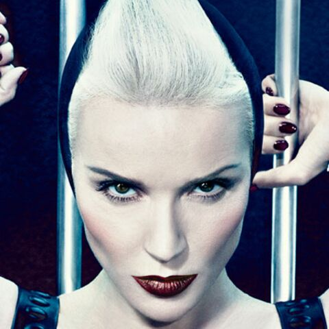 Daphne Guinness make-up artist